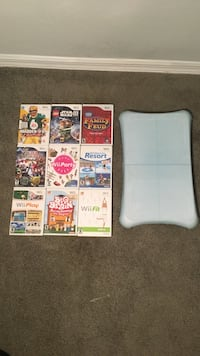 Wii Games and Wii Fit Board Naples, 34110