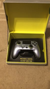 Wired scuf vantage controller for ps4