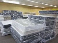 500  mattresses in the plastic half off!!! Come get yours today!!! Charlotte