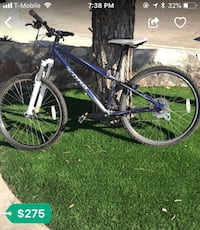 Kona 8 speed bike excellent condition  1696 mi
