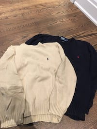 Men's polo sweaters Vaughan, L4J