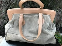 Zara Suede Purse Burlington, L7T 3C5