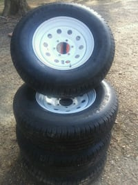 4 tires and wheels $500 Florence, 39073