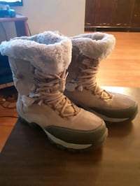 Woods Boots. Insulated and waterproof. Mississauga, L4Z 1H7