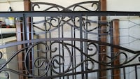Day bed, wrought iron detail Artesia, 90701