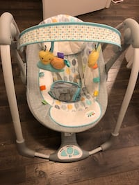 Taggies baby swing, $20.00 or best offer Toronto, M9C 4W7