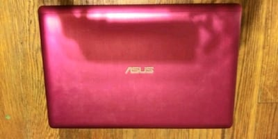 Asus touch notebook