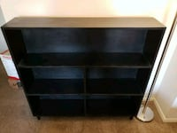 black wooden 3-layer shelf Indianapolis, 46268