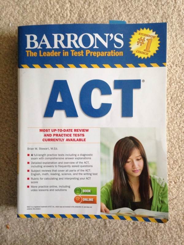 Study Guides for AP History, English and ACT tests