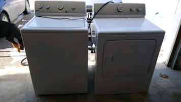 Maytag washer +Dryer