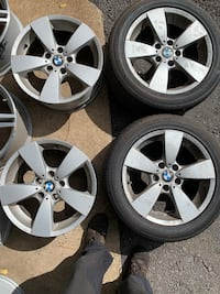 BMW rims  Newtown Square, 19073
