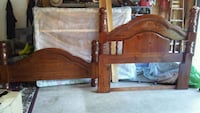 Head board foot board  Houston, 77065