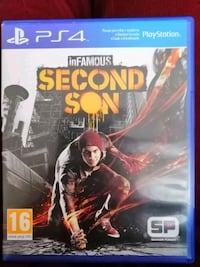 İnfamous second son PS4 Mustafa Kemal Paşa, 34320