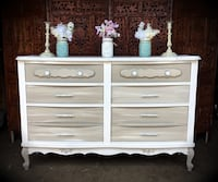 French provincial dresser  New Castle, 19720