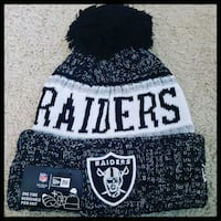 AUTHENTIC NFL FOOTBALL WINTER BEANIE HAT. District Heights, 20747
