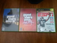 GTA III VICE CITY ESPN2K5 GAMES Washington