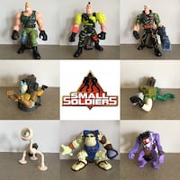 Small Soldiers Action Figure lot Port Perry, L9L 1B5
