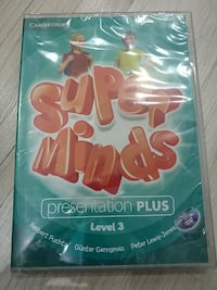 Super Minds Presentation Plus 3