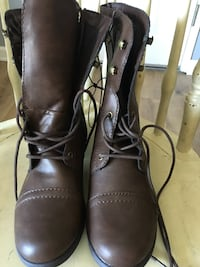 Never worn American Rag Combat Boots San Diego, 92119