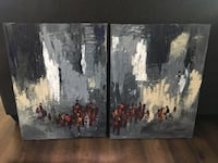 Canvas art- Canadian artist Calgary, T3C 3M4