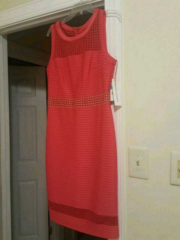 New dress with tags, size 10