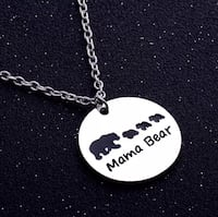 Mama Bear Necklace - Brand new! Regina, S4X 3B6