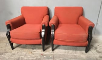 Pair Of Lovely Armchairs!!!