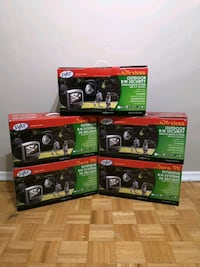 Brand new in box home security surveillance system Toronto, M4S 1C8