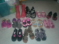 Size 9 and 10s girls Edmonton, T6H 4M9
