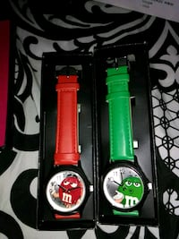 two green and pink analog watches Louisville, 44641
