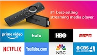 Fire TV Stick streaming media player with Alexa built in Beltsville, 20705