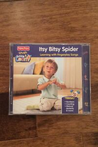 Fisher price learning songs CD