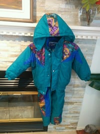 Snow suit for 3-4 year old. Edmonton, T5S 1R5