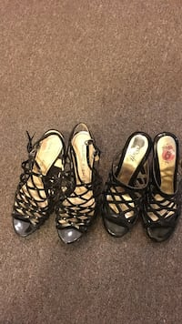 Ladies High Heels, size 6.5(paid60$ for each)Marc Fisher is brand new, never worn Surrey