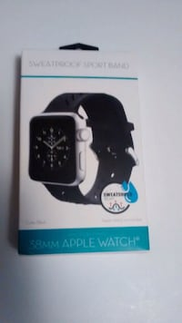 Sweat proof band for apple watch 38mm Richmond Hill, 31324
