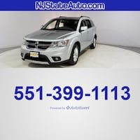 2014 Dodge Journey SXT Jersey City, 07306