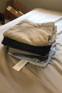 6 pairs of Pants