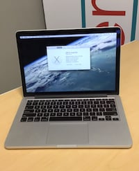 "Macbook 13 "" Retina Stafford, 22554"