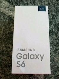 Samsung Galaxy S6 - 32GB (locked to Bell)