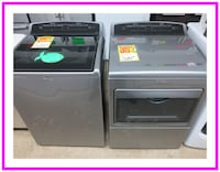 New Scratch & Dent Whirlpool Washer & Dryer Minneapolis