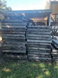 black and brown wooden planks Cape Coral, 33909