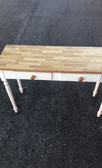 Small table with drawers
