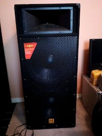 3000 watt stage speakers Ocean Springs, 39564