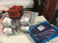 5 brand new Hilti battery and 1 new charger, or $50 for each battery Surrey, V4N 5G1