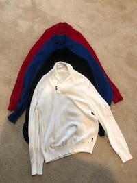Sean John Sweaters Size 2X for $100 OBO for all Four Pairs Laurel, 20707