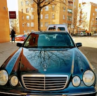 Mercedes - E 270- 2003 Madrid, 28020