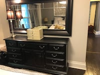 Armoire, 2 night tables and dresser Markham, L3P 2M7