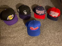 Hats for sell fitteds,Dad hats,SnapBack price between $5-10 each hat Washington, 20032