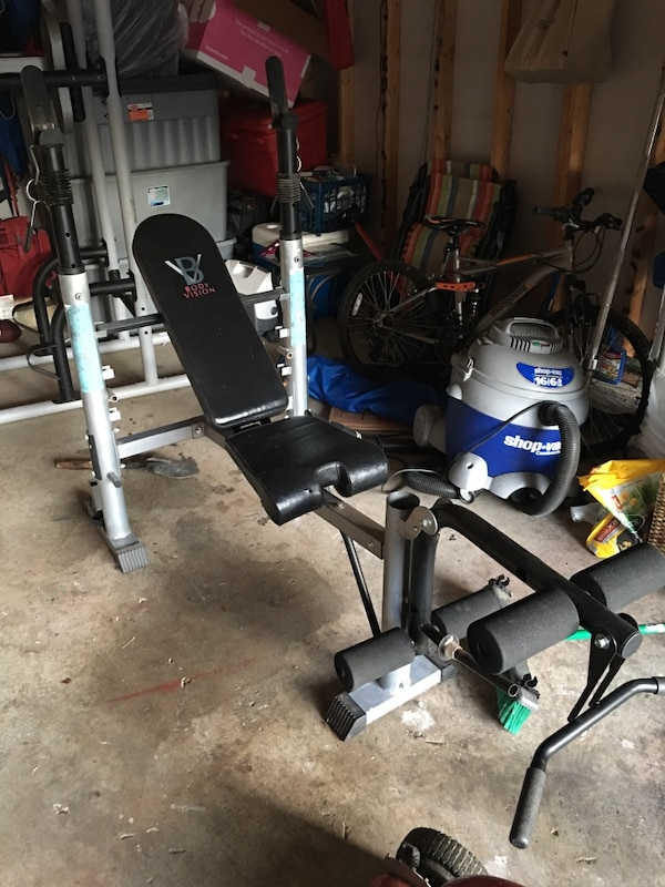 Body Vision Bench Press