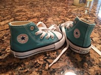 Toddler size 4 converse sneakers Mount Airy, 21771